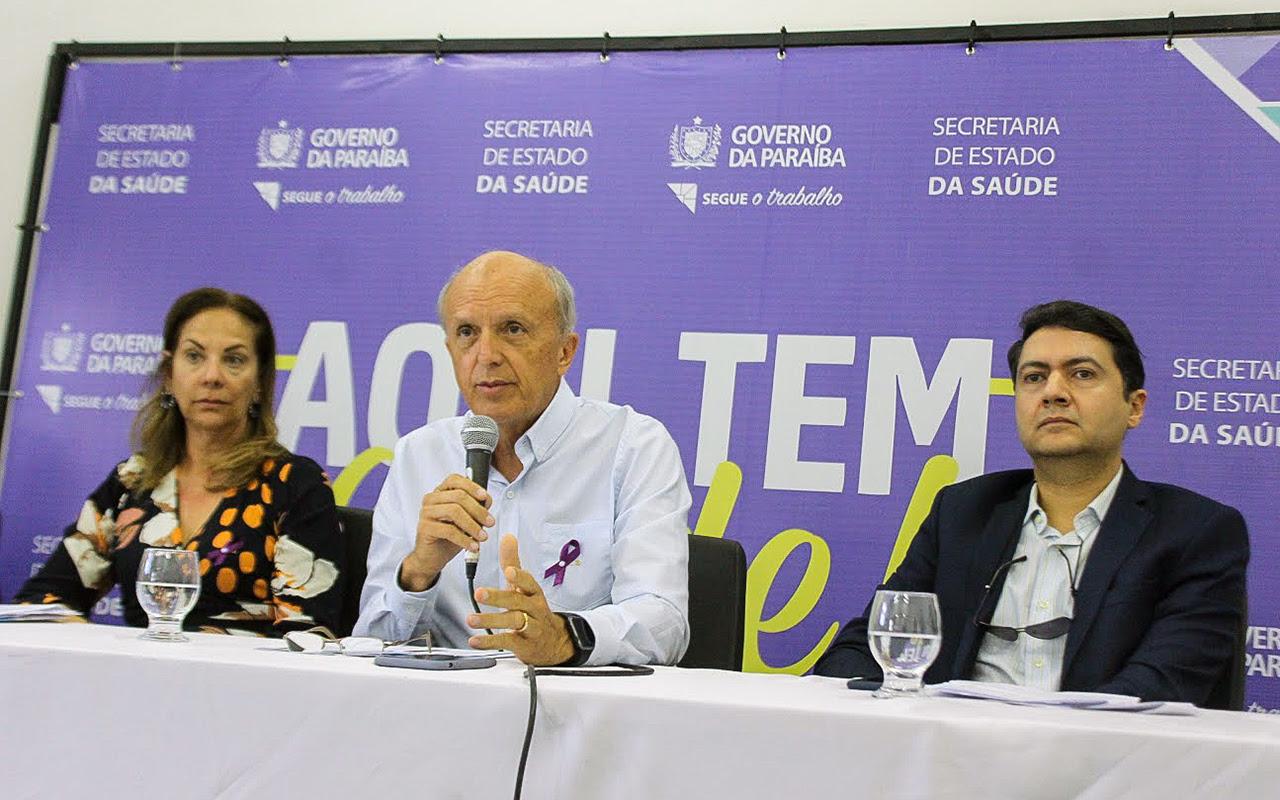 Governo e Ministério Público assinam termo para combater hanseníase e tuberculose na Paraíba