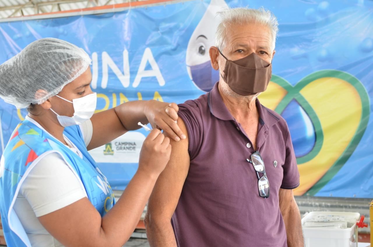 Veja como fica a vacinação em Campina Grande nesta sexta-feira
