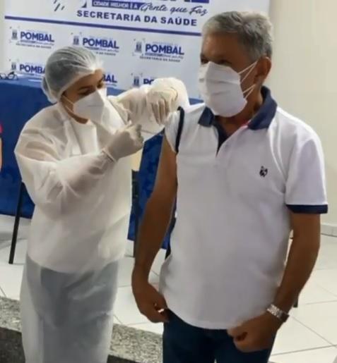 MPPB apura se gestores 'furaram fila' na vacinação contra Covid-19