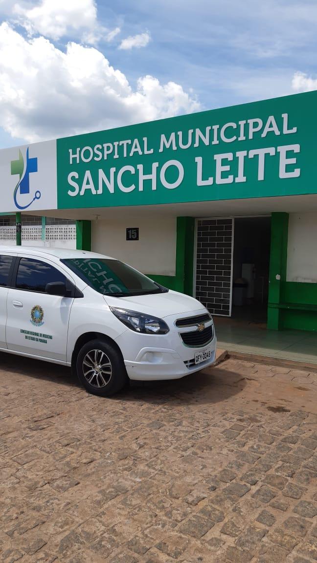 CRM-PB interdita Hospital de Teixeira por irregularidades