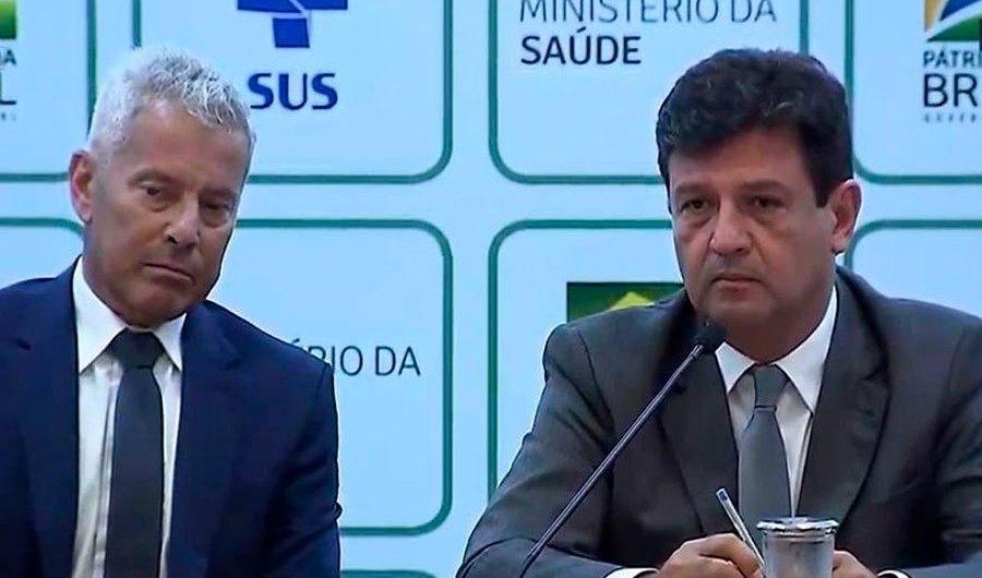 Coronavírus: 52 casos confirmados e 907 suspeitos em investigação no Brasil