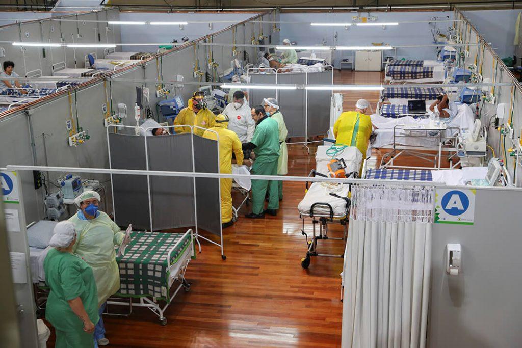 Profissionais de saúde afastados por covid-19 terão direito a gratificação de produtividade