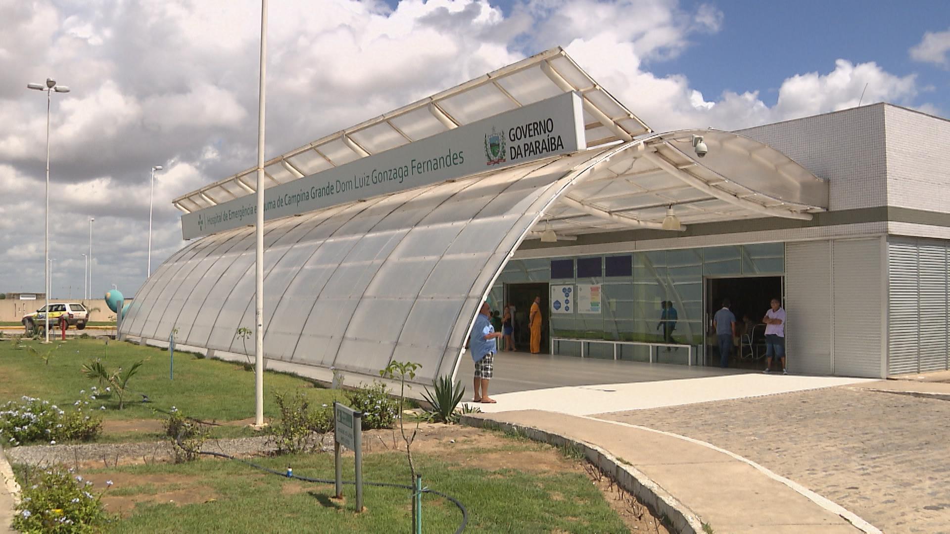 Vítimas de quedas lideram atendimentos do feriado no Hospital de Trauma de Campina Grande